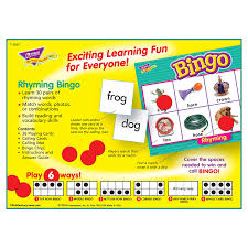 Amazon.com: Trend T6067 Young Learner Bingo Game Rhyming Words ... Rhyming Words Flash Kids Cards Amazoncouk Frank Puzzles 40 Pieces Redlily That Rhyme With A Fun Preschool Game Videos Compilation 12 Cars Race And Battle On Obstacle Course Hal Leonard Pocket Dictionary Concise Userfriendly With Truck Farm English Rhymes Duck In The Truck By Jez Alborough Speech Language Book Mental Floss Storytown Grade 1 Skills Matrix Phonemic Awareness For Prek K Mrs Judy Araujo Reading Acvities Practice Materials Wonderful World Of