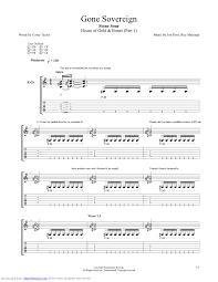 Zero Smashing Pumpkins Tab by Gone Sovereign Guitar Pro Tab By Stone Sour Musicnoteslib Com