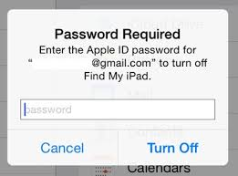 Safely Delete or Change your iCloud account on iPhone iPad drne