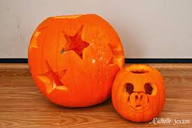 Dallas Cowboys Pumpkin Pattern by Impress Your Neighborhood With Cool Pumpkin Carving Ideas