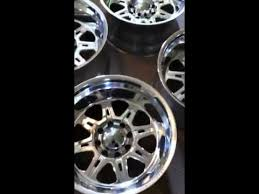 Weld Forged Truck Wheels For Sale
