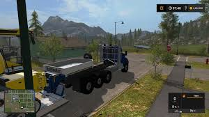 SEMI HAULER V1.0 FS17 - Farming Simulator 17 Mod, FS 2017 Mod 8 Lug And Work Truck News Dirt 4 Codemasters Racing Ahead Need For Speed Most Wanted Traffic Semi Fire Flaming New Paint Semi Hauler Truck V10 The Best Farming Simulator 2017 Mods Krone Cat And Trailer By Eagle355th V2 Fs15 Euro Robocraft Garage Driver Game Downlaod From 9apps Download 18 Wheeler Game Images Hauling Part Of Wind Turbine Runs Off Bay County Road Smart Driving Games Best Driving Games For Free How To Get A Swat In Pc