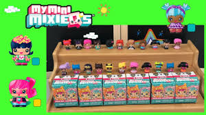 My Mini Mixie Q s Aqua Blind Boxes Opening