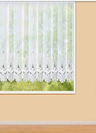 blumenfenster store mit universalschienenband