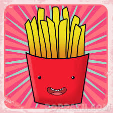 How To Draw Fries