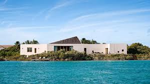 100 Rick Joy S Caribbean Holiday Home Allows Coastal Breezes To