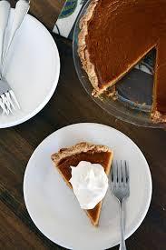 Keeping Pumpkin Pie From Cracking by Pumpkin Pie