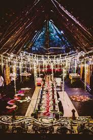 Romantic Wedding Reception Idea