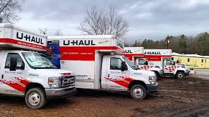 U-Haul Truck Rentals Open 7 Days In Asheville NC - YouTube