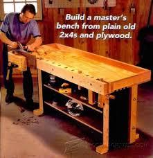 best 25 simple workbench plans ideas on pinterest workbench