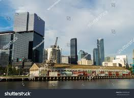 100 Warehouses Melbourne Australia December 23 2016 Old Stock Photo Edit Now