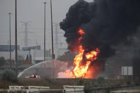 100 Tanker Truck Explosion Canada Two Dead After Fuel Tank Truck Collision In Vaughan