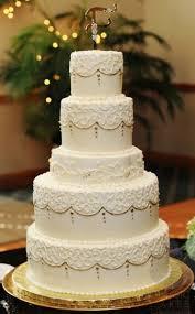 scalloped wedding cake Google Search