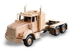 100 Model Semi Truck Kits PATTERNS KITS S 108 W S Tractor