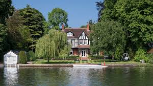 100 River Side House Hot Property Five Riverside Homes Financial Times