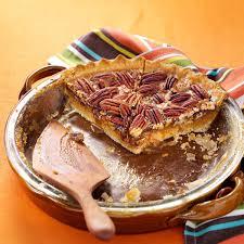 Pumpkin Pie With Molasses Brown Sugar by Pumpkin Pecan Pie Recipe Taste Of Home