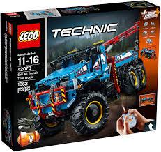 LEGO Technic 42070 - 6x6 All Terrain Tow Truck | Mattonito