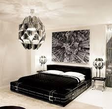 Elegant Black And White Bedroom Decor Hd9b13