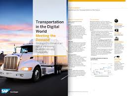 100 Horizon Trucking Travel Transportation Logistics Industry Software SAP