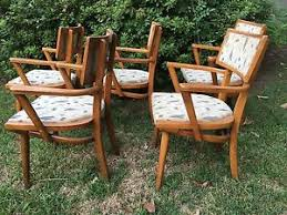 mid century modern chairs boling changebak set 5 bentwood boling