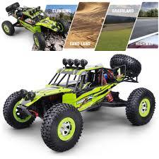 100 Rc Off Road Trucks 12428 4WD Rock Crawler 112 Racing Monster Buggy RC