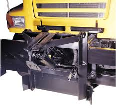 Hitch Systems For Trucks | Municipal Truck Snow Plow Hitch | Falls ...