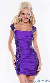 109 best cocktail dresses images on pinterest purple dress