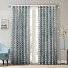 Bed Bath And Beyond Curtains 108 by Buy 108 Inch Window Curtain Panel In Blue From Bed Bath U0026 Beyond