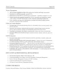 This Resume Example Includes Many Keywords Which Is Imperative To Conducting A Job Search In The 21st Century
