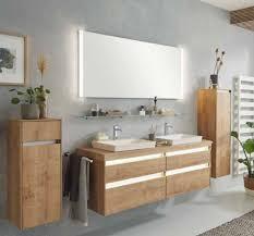 puris xpression badmöbel set 142 cm mit doppelwaschtisch