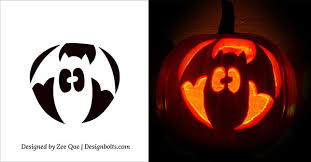 Minion Pumpkin Carving Designs by Cute Funny Cool U0026 Easy Halloween Pumpkin Carving Patterns