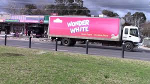 100 Wonder Bread Truck Buttercup White Truck In Mooroolbark YouTube