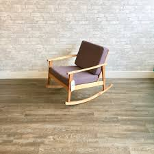 Mid-Century Modern Blonde Walnut Rocking Chair. Rocking Chair By Lena Larsson Our Midcenturyinspired Gray Flecked Xander Rocking Chair Shop Fniture Beakerloo Originals Chairmakers Rocking Chair Ercol Fniture Ercol Mid Century Cowhorn Barkandurcher 39 Of Favorite Accent Chairs Under 500 Rules To Childs Retro Edinburgh Wood With Slat Seat Vintage Blonde