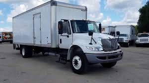 100 International Box Truck 2015 4300 26ft Under CDL Cummins FL036719