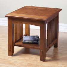 fine woodworking hand planes make mission style end table palm