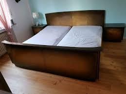 schlafzimmer komplett retro deco