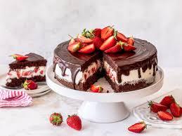drip cake das einfache rezept einfach backen