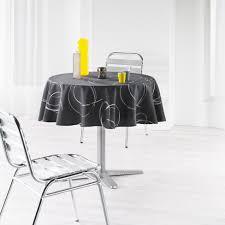 nappe ronde diamètre 180 cm linge de table pas cher bully