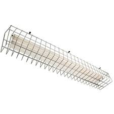 fluorescent light wire guards wire cages to protect lights