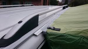 VW T5 Bolt On Awning Rail Roof Rail Spacer System Option 3 ... Awning Rails Vw T4 Transporter 19 Tdi Camper Cversion Forum T5 Three Zero Blog Cnection Methods For Your Drive Away T5 California Awning On Standard Transporter Rail Kent And Surrey Campers Van Guard T6 2 Ulti Roof Bars With Kit Pull Out For Volkswagens Other Campervans Outhaus Uk Eurotrail Florida Campervan Sun Canopy 300x240cm Lwb Quired Attaching Awnings Or Sunshades 30 Best Transporters In Dguise Images Pinterest Awnings Bridge Cversions Alinium Vee Dub