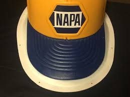 100 Napa Truck Parts Rare NAPA Auto Baseball Cap Hat Advertising Sign Display