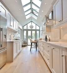 Long Narrow Kitchen Ideas by 11 Best Galley Kitchen Ideas Images On Pinterest Galley Kitchens