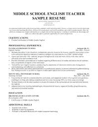 Sample Resume Teaching Teacher Resumes Reading Best Ideas About Cover Letter On