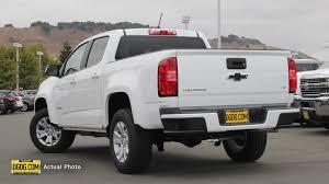 New 2019 Chevrolet Colorado 2WD LT Crew Cab Pickup In Vallejo ...