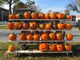 Keene Nh Pumpkin Festival Dates by File Rack Of Pumpkins Keene Nh Jpg Wikimedia Commons