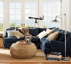 wohnzimmer deko ideen maritime accessoires für