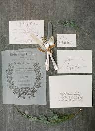Katie s Rustic Italian Inspired Calligraphy Wedding Stationery