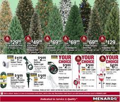 Menards Christmas Tree Bag by Menards Weekly Ad Menards Weekly Circular Great Deals At Menards