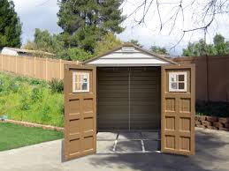 7x7 Shed Base Kit by Duramax 30315 Storemax Vinyl Storage Shed 7x7 With Foundation