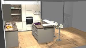offene wohnküche mit insel u 3 5 raumhöhe küchen forum